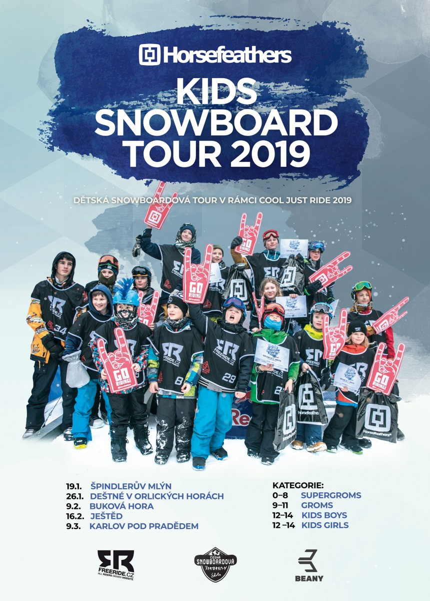 kids snowboard tour 2019