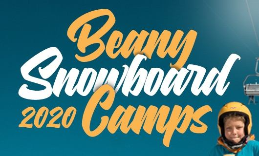 Beany Snowboard Camps 2020